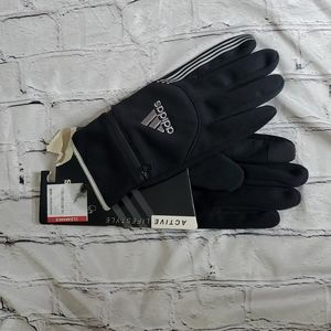 Adidas Climawarm Active Lifestyle Running Gloves L/XL